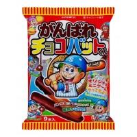 三立製菓 がんばれチョコバットくん 9本